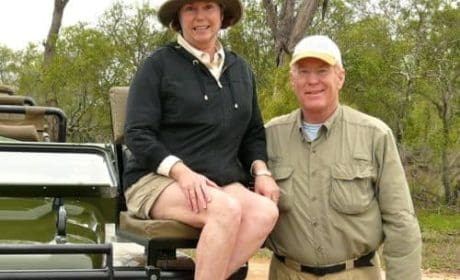 Advice for what to wear on a safari.