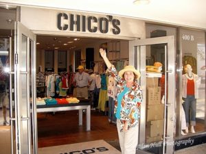 I found a Chico's in Key West
