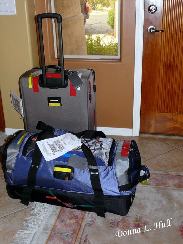 Review of The Luggage Club shipping service