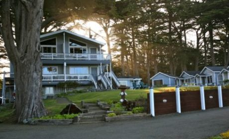 Sea Rock Inn in Mendocino, California