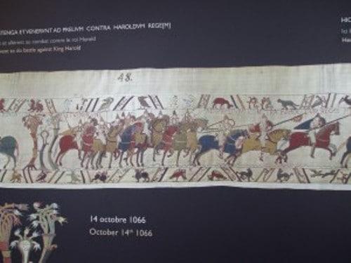Bayeux Scene