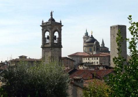 Medieval Bergamo