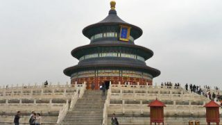 The Temple of Heaven: Where Chinese Boomers Hang Out