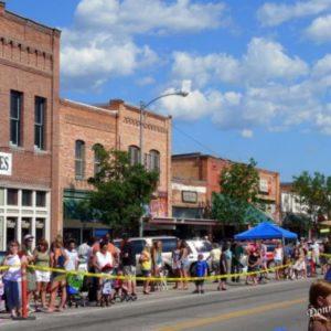 Stevensville's Annual Creamery Picnic Parade
