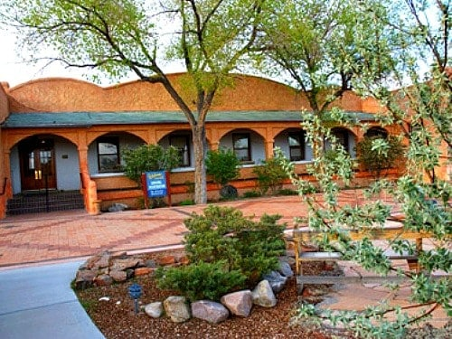 Ojo Caliente Mineral Springs and Spa