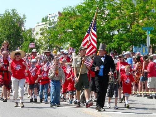Stevensville Boy Scouts