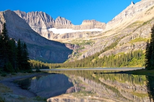 travel-reflections-swiftcurrent-lake