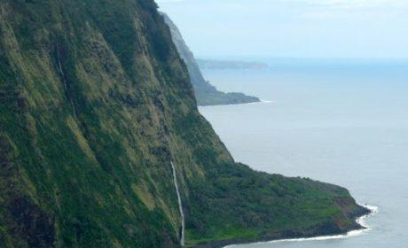 Hamakua Coast on Hawaii's Big Island