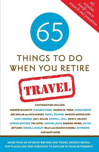 A retirement book to inspire your travels