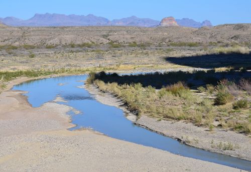 Hiking Adventure in Big Bend National Park