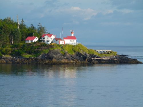 Scarlett Point lighthouse