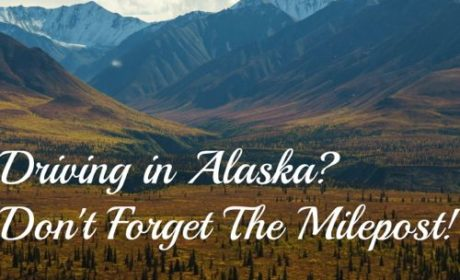 Review of The Milepost. A must-have for driving in Alaska.
