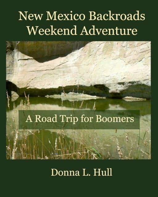 New Mexico Backroads Weekend Adventure is a fun boomer road trip for the fall.