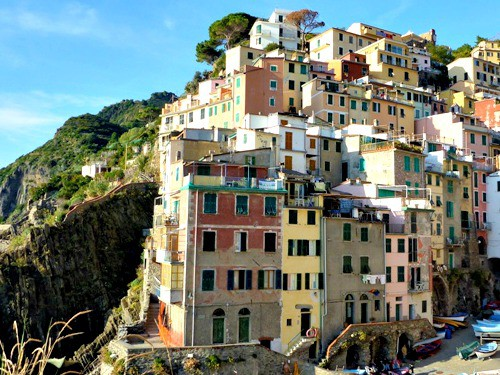 Cinque Terre is a worthy addition to your Italy road trip.