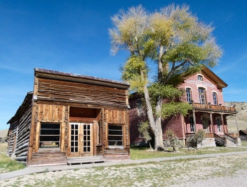Reliving Gold Rush History at Bannack Ghost Town