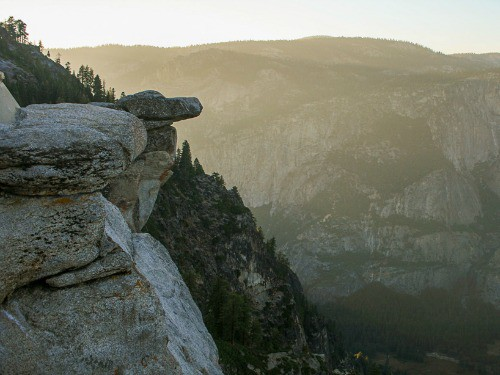 A Panoramic Photography Hike in Yosemite