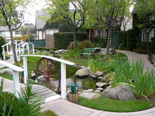 Wine Valley Inn in Solvang, CA