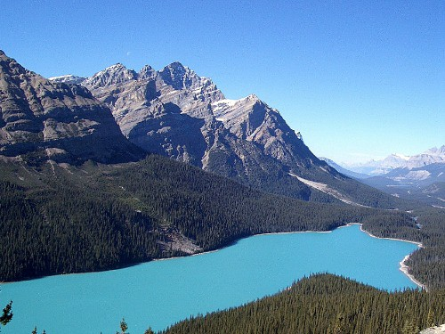 Tauck Canadian Rockies Tour for Baby Boomers