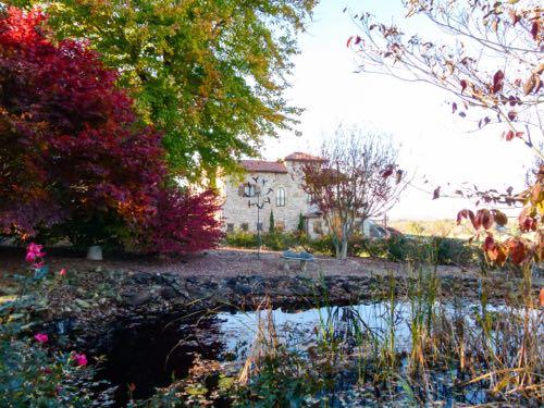 Raffaldini Vineyards and Winery in Ronda, North Carolina