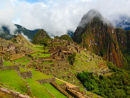 Visiting Machu Picchu in Luxurious Style