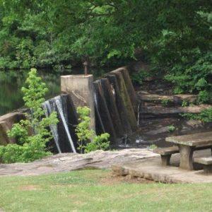 DeSoto Falls and Dam