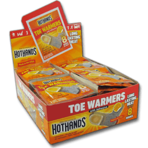 Hot Hands Toe Warmers
