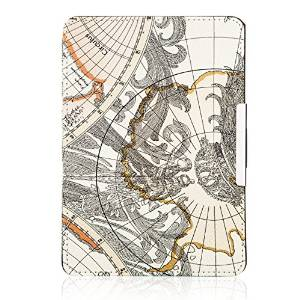 Kindle Paperwhite Globe Cover