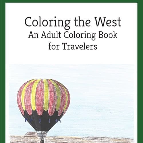 Western Coloring Book WooCommerce
