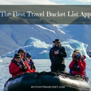 The best travel bucket list apps for boomer travelers.
