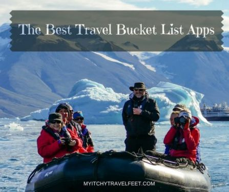 Bucket List Travel Apps