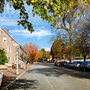 visit Old Salem