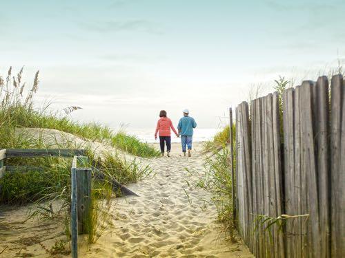Virginia Beach activities for a fall trip