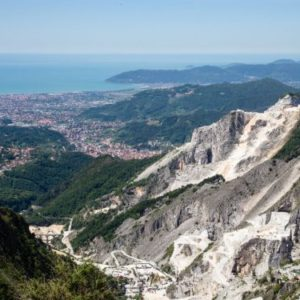 Carrara Marble Mine