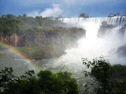 How to Visit Iguazu Falls With Your Boomer-aged Mother
