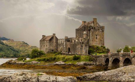 Eilean Doane Castle