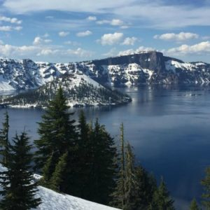 Oregon's Crater Lake