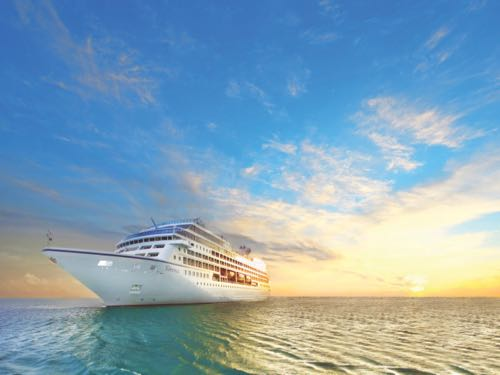 Discover a world of food on Oceania Cruises