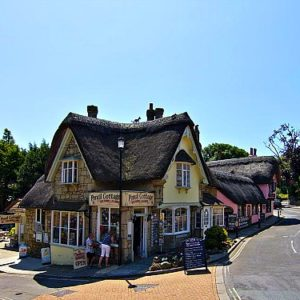 Shanklin Old Town