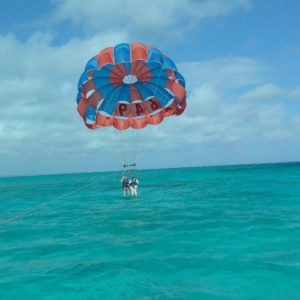 Parasailing Turks and Caicos