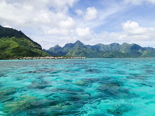 south pacific cruise itinerary for active boomer travelers