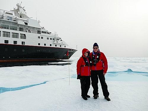 Polar Ice Cap Arctic