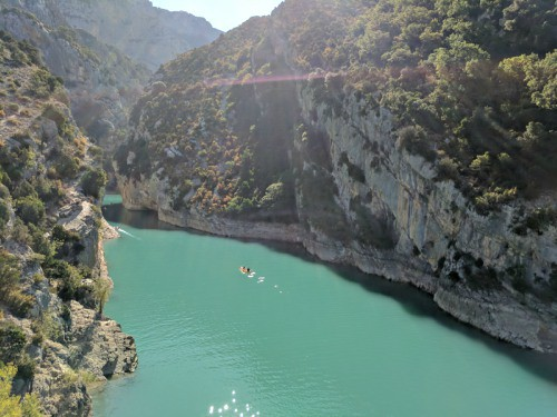 Exploring the Breathtaking Gorges du Verdon in Provence