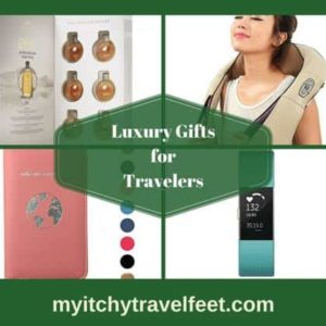 Luxury gifts for travelers