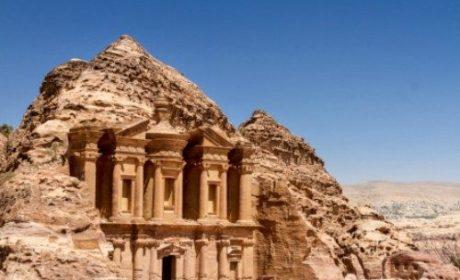 Monastery in Petra