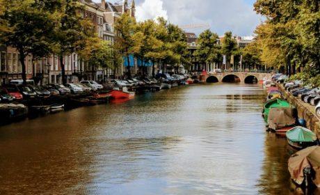Amsterdam on Foot