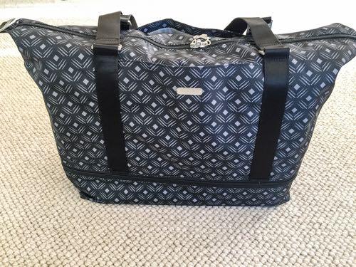best personal item bag for the boomer traveler