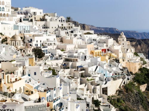 An Ideal Greek Island Cruise for Boomers on a Budget