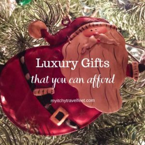 affordable luxury gifts