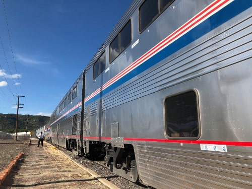 Planning a Cross Country Train Trip on Amtrak