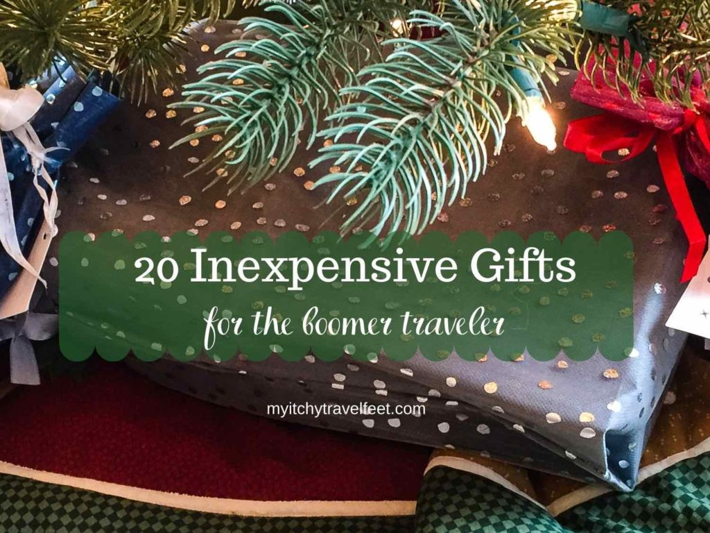 inexpensive gifts under a tree